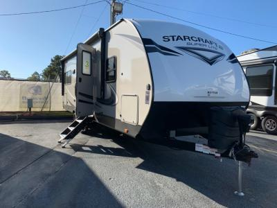 New 2021 Starcraft Super Lite 242RL