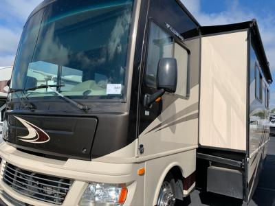 Used 2014 Fleetwood RV Bounder 35K