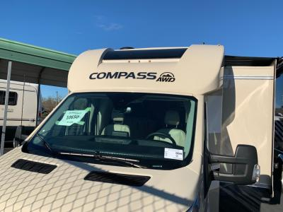 New 2021 Thor Motor Coach Compass 23TE