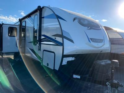 New 2021 Forest River RV Cherokee Alpha Wolf 26RL-L