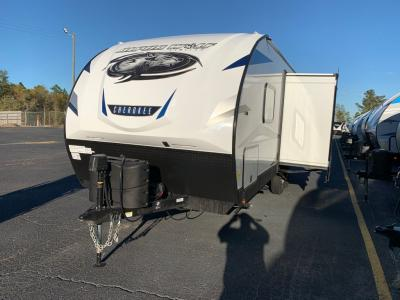 New 2021 Forest River RV Cherokee Alpha Wolf 22SW-L