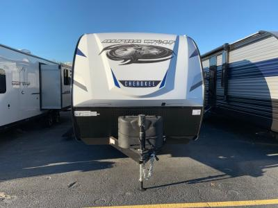 New 2021 Forest River RV Cherokee Alpha Wolf 30DBH-L
