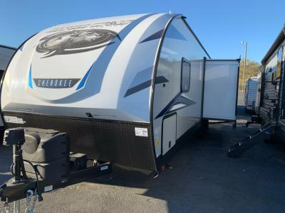 New 2021 Forest River RV Cherokee Alpha Wolf 30DBH-LNew 2021 Forest River RV Cherokee Alpha Wolf 30DBH-L