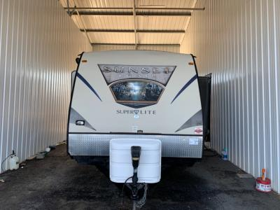 2015 CrossRoads RV Sunset Trail Super Lite ST270BH