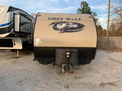 Used 2018 Forest River RV Cherokee Grey Wolf 26RL