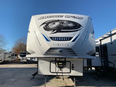 New 2021 Forest River RV Cherokee Arctic Wolf 287BH