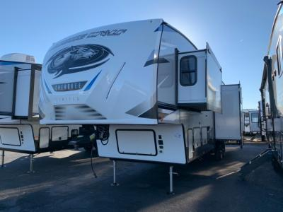 New 2021 Forest River RV Cherokee Arctic Wolf Suite 3880