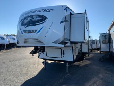 New 2021 Forest River RV Cherokee Arctic Wolf Suite 3990