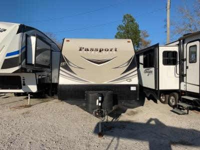 Used 2019 Keystone RV Passport 2520RL Grand Touring