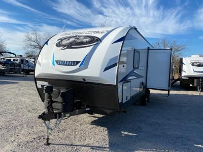 New 2021 Forest River RV Cherokee Alpha Wolf 23RD-L