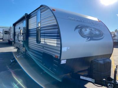 New 2021 Forest River RV Cherokee Grey Wolf 28DT