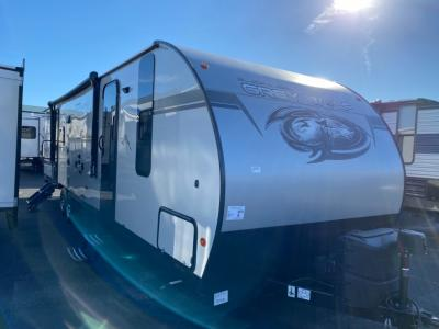 New 2021 Forest River RV Cherokee Grey Wolf Black Label 29TEBL