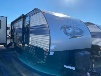 New 2021 Forest River RV Cherokee Grey Wolf 27DBH