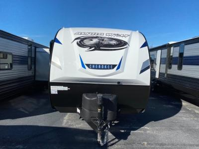 New 2021 Forest River RV Cherokee Alpha Wolf 30RDB-L