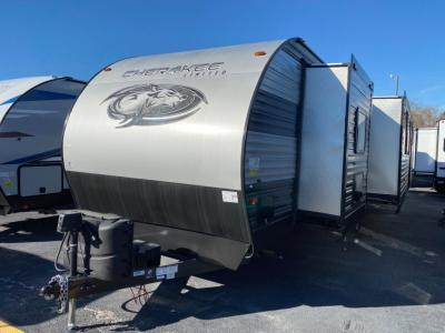 New 2021 Forest River RV Cherokee 324TS