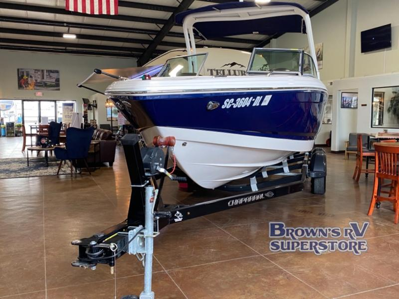 2019 chapparral Sports Deluxe h20 230