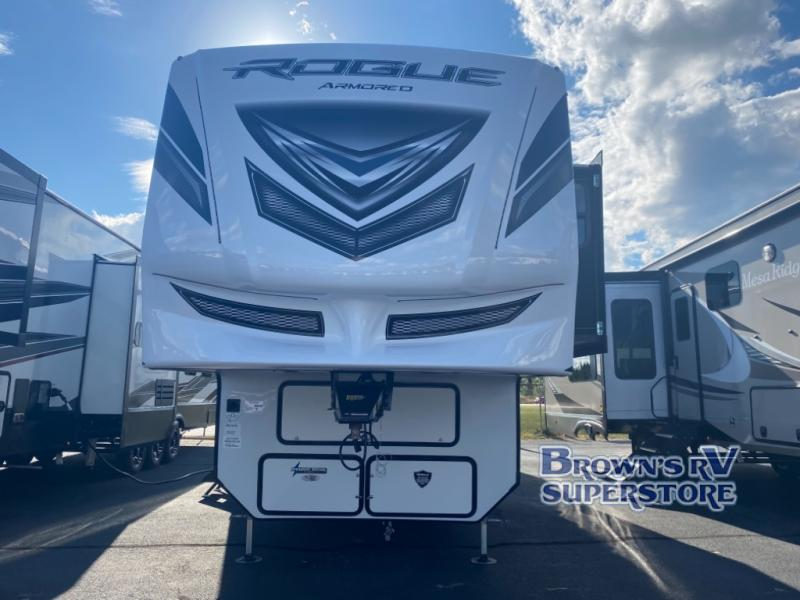 2022 Forest River RV Vengeance Rogue Armored VGF351G2