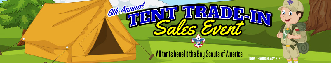 Tent Trade In Sale