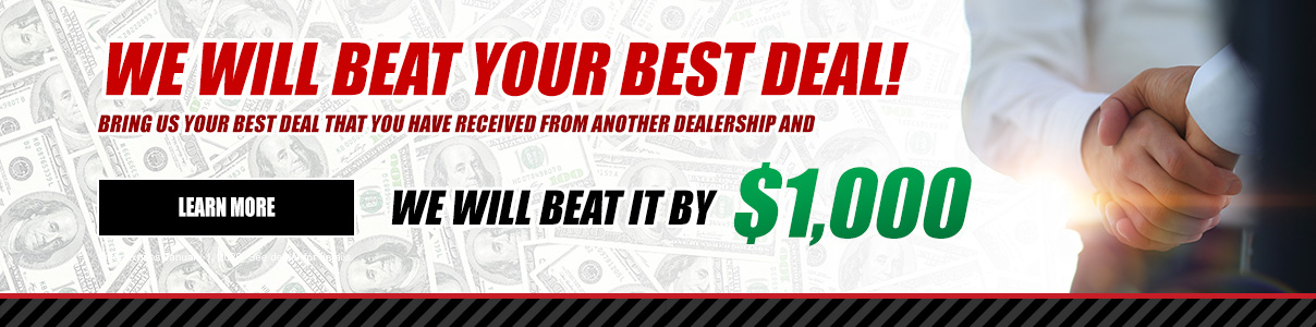 Beat Your Best Deal