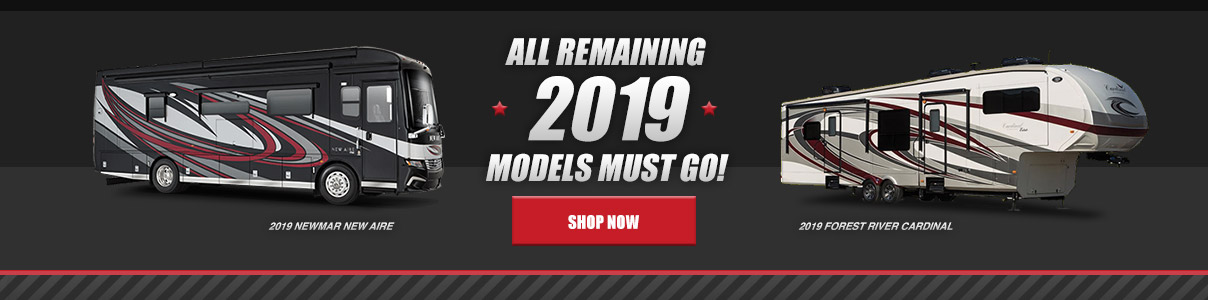 2019 Models Must Go