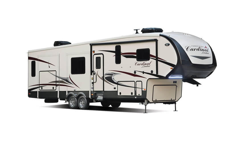 uy a Forest River Cardinal Limited Fifth Wheel RV in Knoxville, TN