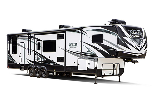 Forest River XLR Thunderbolt Toy Haulers at Buddy Gregg