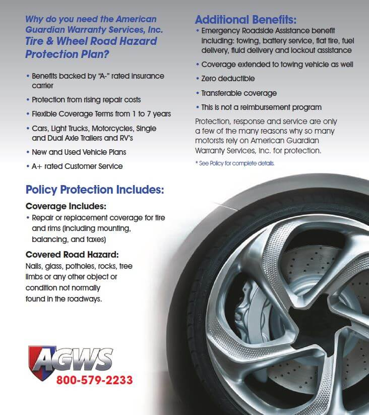 Tire Protection Information
