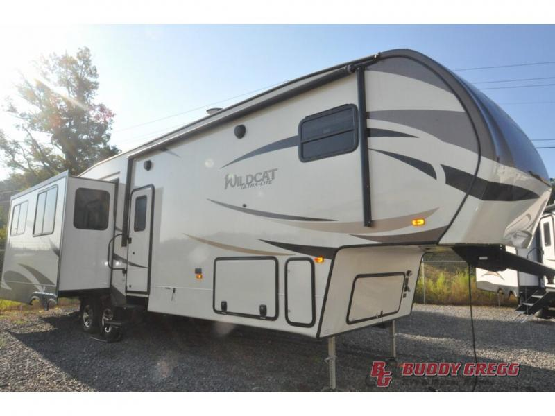 New 2018 Forest River RV Wildcat 35MB Fifth Wheel at Buddy