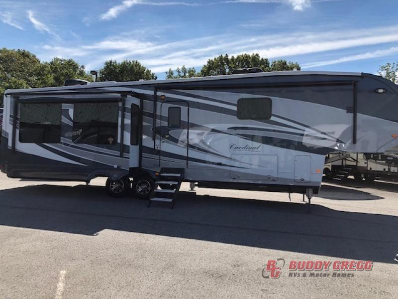 New 2019 Forest River RV Cardinal Luxury 3875FBX Fifth Wheel Luxury Rv Mobile Home on custom luxury rv, most expensive luxury rv, mobile luxury home, top 10 luxury rv, gulf shores luxury rv,