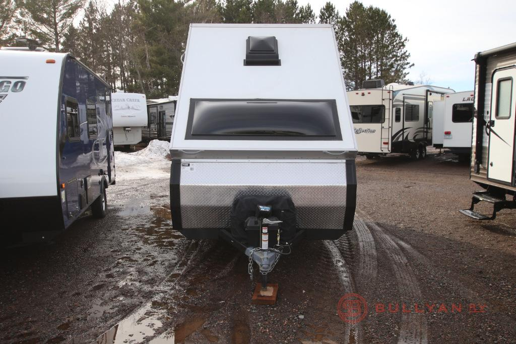 Used 2018 ALiner Ranger 12' Folding Pop-Up Camper at Bullyan