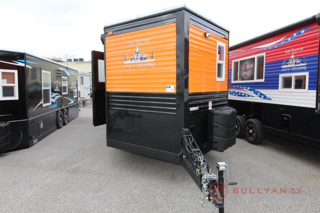 New 2019 Ice Castle Fish Houses RV Limited 8X21 Ice Houses ... Ice Fish House Wheels Designs on movable ice house designs, portable fish house designs, ice house axle plans, ice fishing house designs, ice house ideas, ice shack designs,