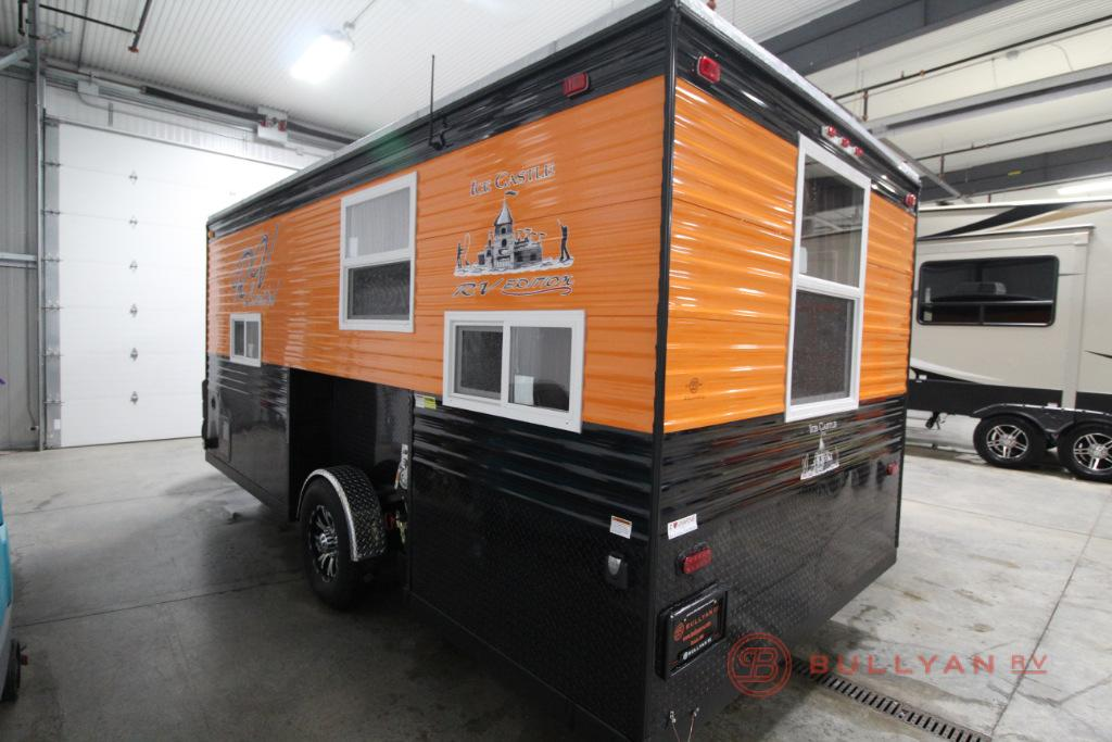 New 2019 Ice Castle Fish Houses 17' RV Limited Edition Ice ... Ice Fish House Wheels Designs on movable ice house designs, portable fish house designs, ice house axle plans, ice fishing house designs, ice house ideas, ice shack designs,