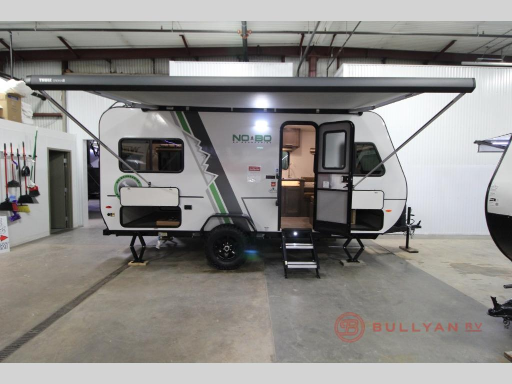New 2018 Forest River Rv No Boundaries Nb16 5 Travel