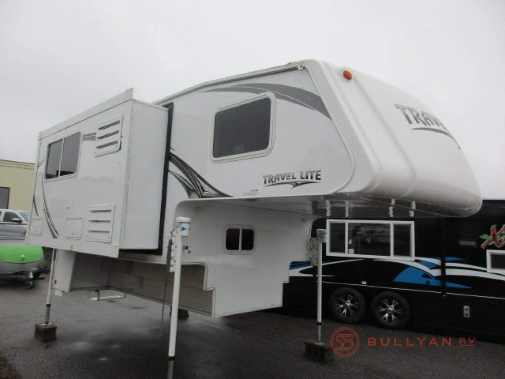 Used 2014 Travel Lite Truck Campers 1000slrx Ultra Series