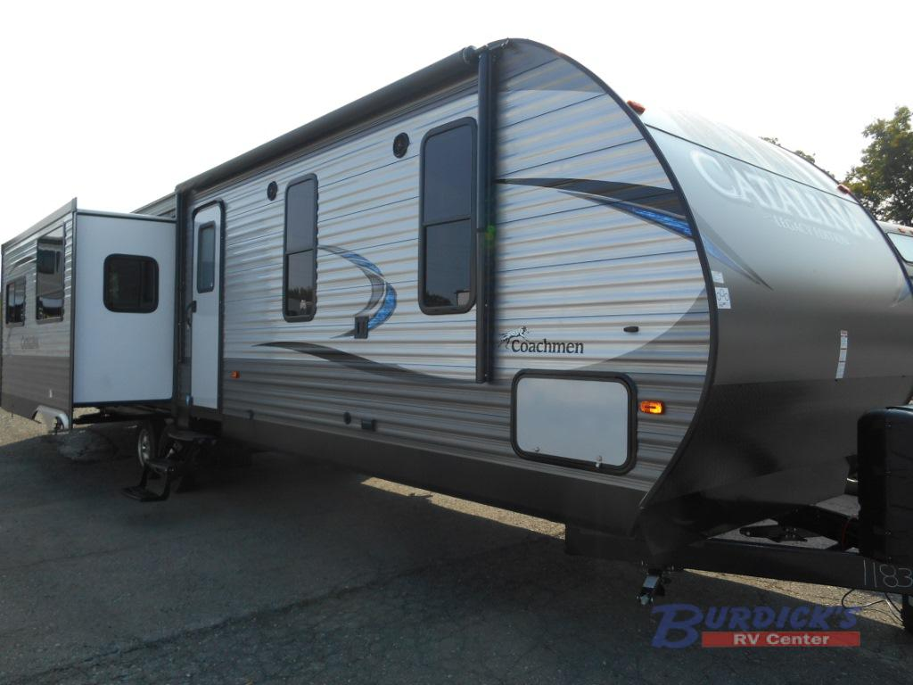 New 2018 Coachmen Rv Catalina Legacy 333rets Travel
