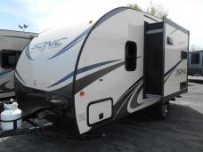 New 2018 Venture RV Sonic 169VRD Photo