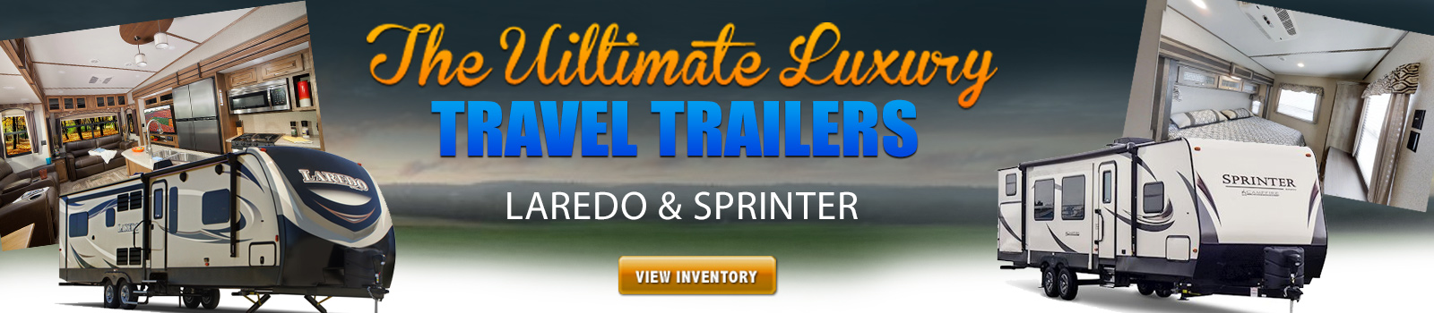 Luxury Travel Trailers