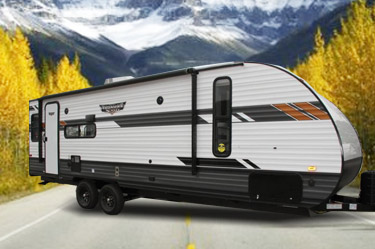 24 RLXL Forest River Wildwood Travel Trailer