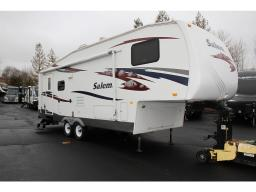 Used 2007 Forest River RV Salem 24RLBS Photo