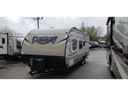Used 2018 Forest River RV Wildwood X-Lite 241QBXL Photo