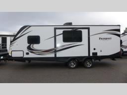 Used 2018 Keystone RV Passport 2400BH Grand Touring Photo