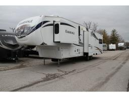 Used 2011 Heartland ElkRidge 34TSRE Photo