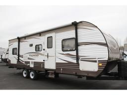 Used 2018 Forest River RV Wildwood 26TBSS Photo