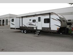 Used 2018 Forest River RV Wildwood 31KQBTS Photo