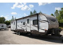 Used 2016 Forest River RV Wildwood 32BHDS Photo