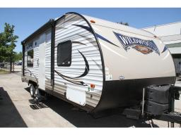 Used 2017 Forest River RV Wildwood X-Lite 241QBXL Photo
