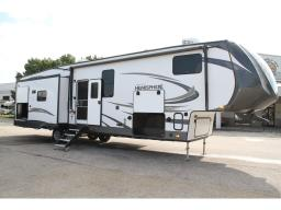 Used 2018 Forest River RV Salem Hemisphere GLX 368RLBHK Photo