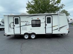 Used 2015 Forest River RV Flagstaff Micro Lite 25DS Photo