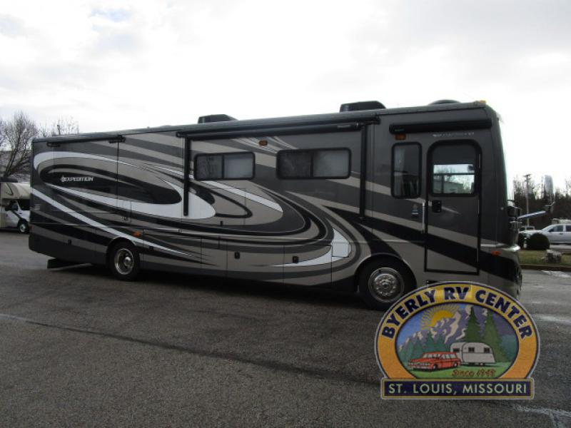 Used 2011 Fleetwood RV Expedition 36M Motor Home Class A
