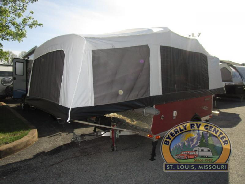 Used 2013 Livin Lite Quicksilver 8 0 Folding Pop-Up Camper